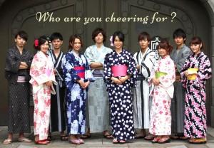 2013 ミスター&ミス中央候補者決定!Mr. & Miss Chuo Contest 2013
