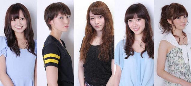 『ミス東大2013』候補者発表!今年はレベルが高い!!