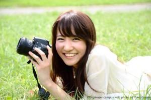 「ミスソフィアコンテスト2013」上智大学のグランプリは國井結花さんに決定!