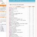 2015大学受験カレンダー