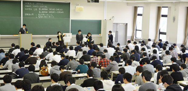 【2015センター試験】旧課程の平均点が高め、理科で調整?
